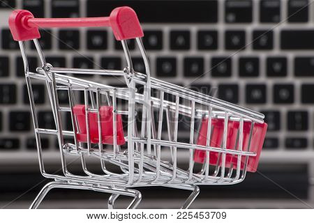 Online Shopping Concept.