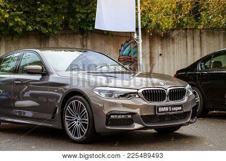 Car Bmw 5-series, German Bavarian Manufacturer