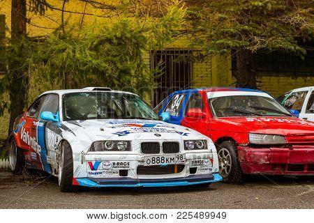 Car Bmw 3-series, Project Drift Racing Motorsport