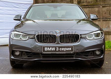 Car Bmw 3-series, German Bavarian Manufacturer