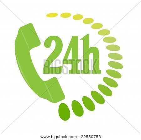 Phone services icon