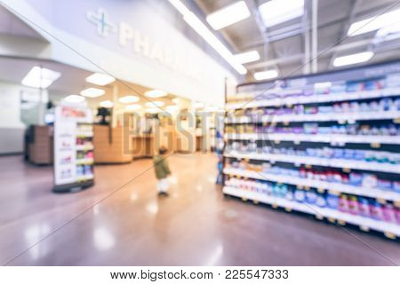 Blur Pharmacy