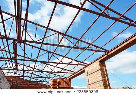 Roof Trusses Images Illustrations Vectors Roof Trusses