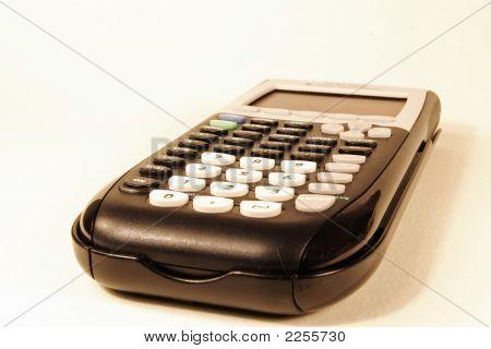 Black Graphing Calculator