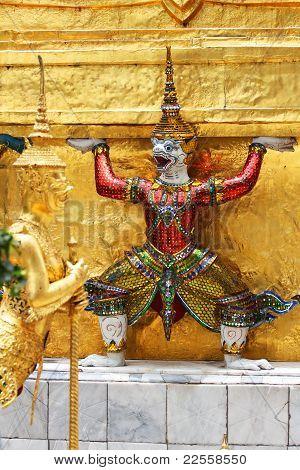 Grand palace, Thailand.