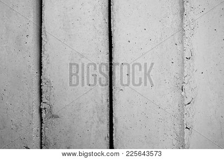 Stack Of Concrete Blocks Texture For Background Used