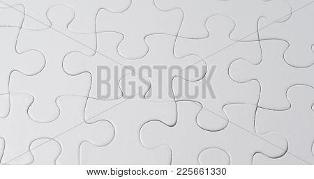 Complete White puzzle