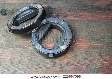A Set Of Macro Rings To Replace The Macro-objective.