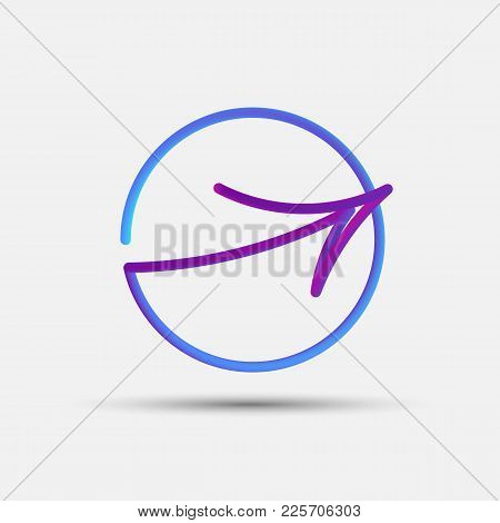 Arrow Blended Vector & Photo (Free Trial) | Bigstock