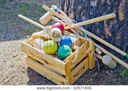 Children's Croquet