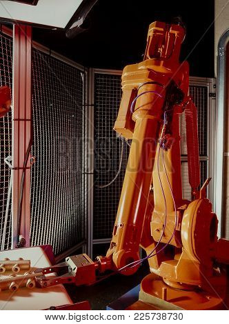 Robotic Mechanical Arm