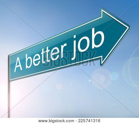 A Better Job Concept.