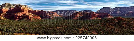 Dead Man's Pass In Sedona's Secret Mountain Wilderness