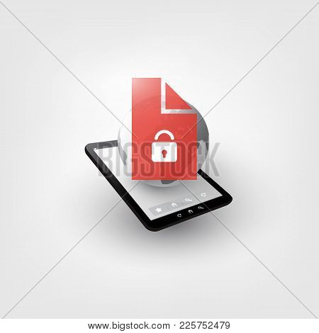 Locked Device, Lost Documents, Global Ransomware Attack - Virus Infection, Malware, Fraud, Spam, Phi