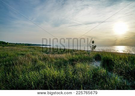 Headlands Beach Park Is A Great Place To Spend The Day And Then Catch The Sunset Before You Go.