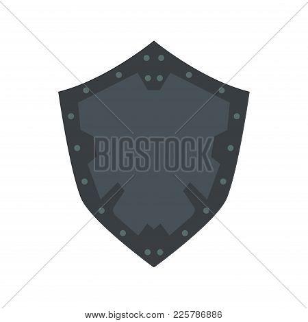 Shield Icon Vector Security Protection Symbol Sign. Emblem Badge Illustration Logo Guard Design Grap