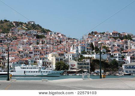 Skopelos, Greece Summer