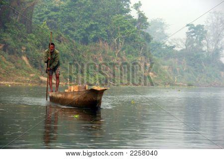 White River Boat