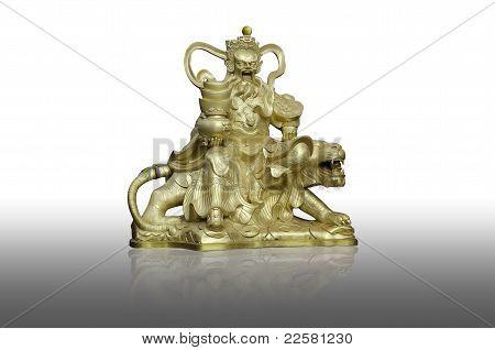 saint of buddha