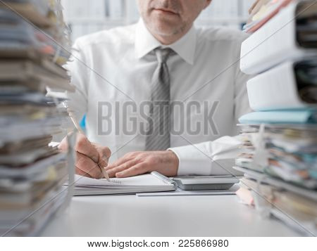 Manager Overloaded With Work