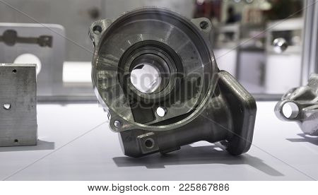 Machining Aluminium Die Casting Part For Automotive