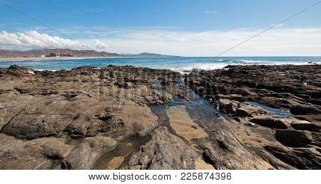 Cerritos Beach Surf Spot In Baja California In Mexico Bcs