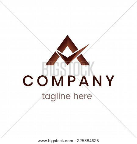 Abstract Modern Logo Template. Icon For Business Company, Vector Illustration. Creative Branding Sym