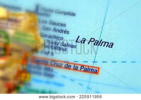 La Palma, Also Known As San Miguel De La Palma, Is The Most North-westerly Island Of The Canary Isla