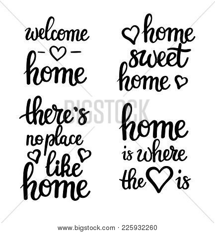 Home Motivational Vector Photo Free Trial Bigstock