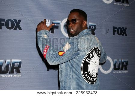 LOS ANGELES - FEB 8:  Sean Combs, Diddy at the