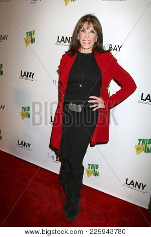 LOS ANGELES - FEB 6:  Kate Linder at the 7th Annual  LANY Entertainment Mixer at 33 Taps Hollywood  on February 6, 2018 in Los Angeles, CA