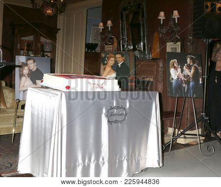 LOS ANGELES - FEB 2:  Atmosphere at the Tracey Bregman 35th Anniversary on the Young and the Restless at CBS TV City on February 2, 2018 in Los Angeles, CA