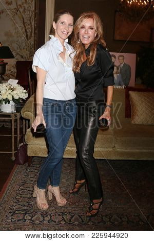 LOS ANGELES - FEB 2:  Lauralee Bell, Tracey Bregman at the Tracey Bregman 35th Anniversary on the Young and the Restless at CBS TV City on February 2, 2018 in Los Angeles, CA