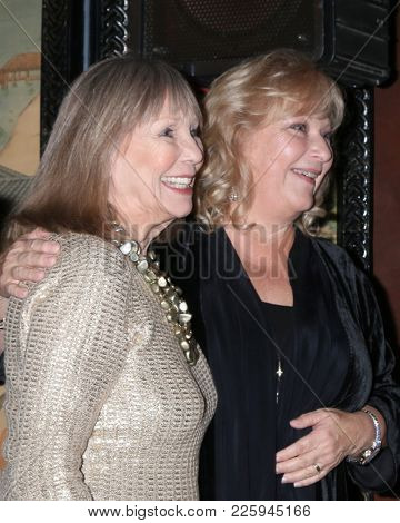 LOS ANGELES - FEB 2:  Marla Adams, Beth Maitland at the Tracey Bregman 35th Anniversary on the Young and the Restless at CBS TV City on February 2, 2018 in Los Angeles, CA