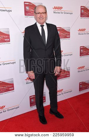 LOS ANGELES - FEB 05:  Richard Jenkins arrives for the 2018 Movies for Grownups Awards on February 5, 2018 in Beverly Hills, CA