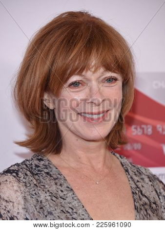LOS ANGELES - FEB 05:  Frances Fisher arrives for the 2018 Movies for Grownups Awards on February 5, 2018 in Beverly Hills, CA