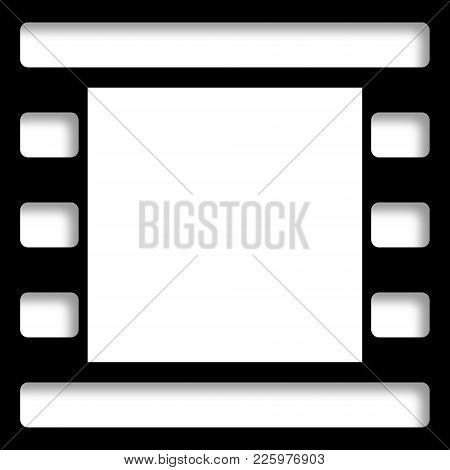 A Cinematic Film Frame With Copyspace To Add Your Own Content.