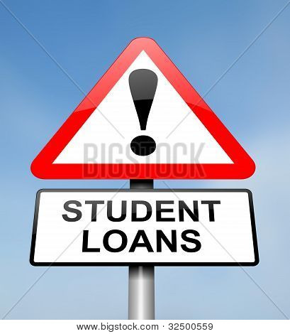 Student Loans Warning.