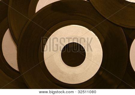 Vintage Vinyl Background