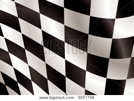 Checkered Flag Flap