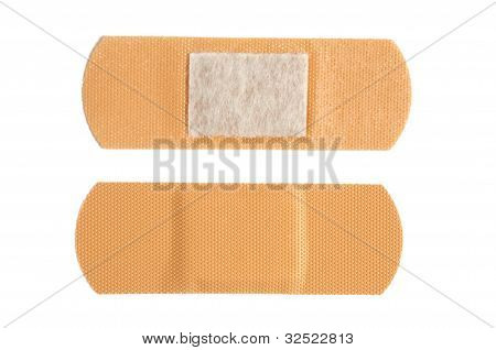 Bactericidal Adhesive Plaster