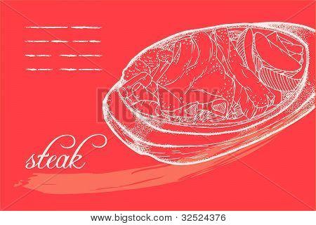 Western Steak Rib