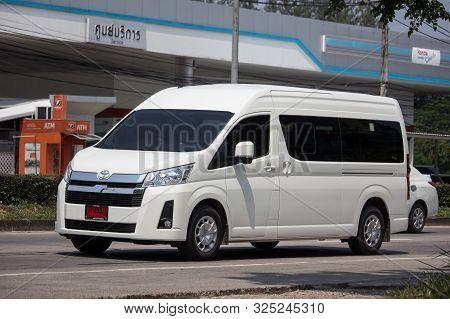 Private All New Toyota Commuter Van.