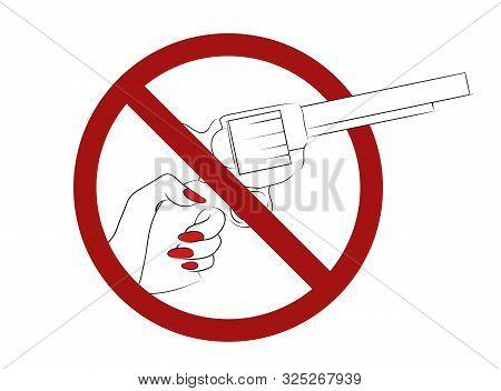 Stop Violence War Vector Photo Free Trial Bigstock