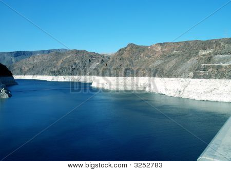 Lake Mead Hoover Dam View