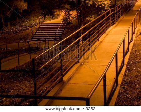Night Walkways