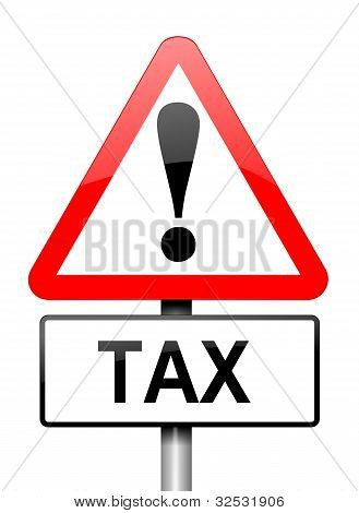 Tax Warning.