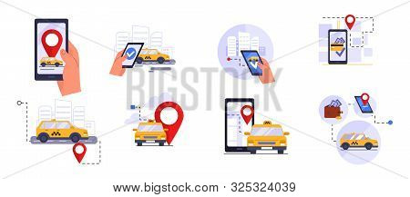 Call A Taxi. Car Selection And Navigation In The City With An Emphasis On Fare.