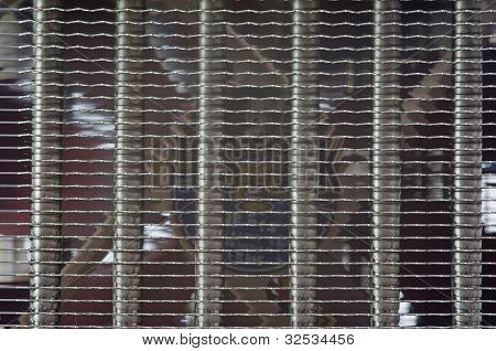 Cooling Radiator Texture