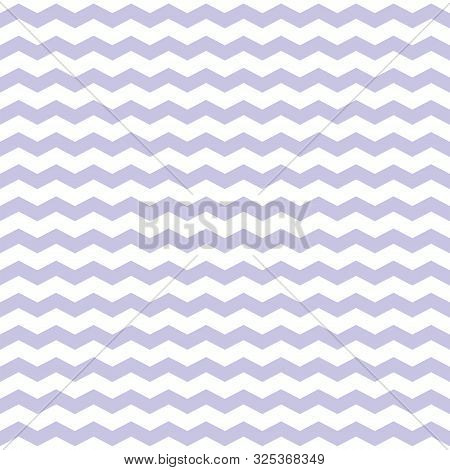 Seamless Pattern With Blue Chevron White And Blue Chevron Pattern